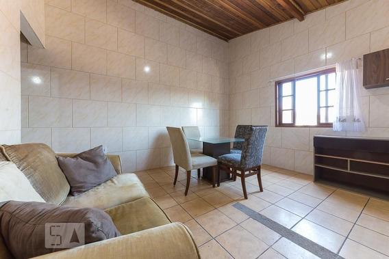 Casa Mobiliada Com 2 Dormitórios E 1 Garagem - Id: 892941661 - 241661