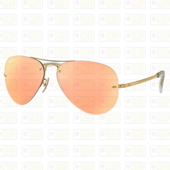 Gafas De Sol Rayban Piloto Rb3449 Originales