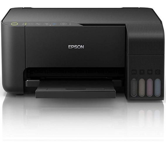 Impresora Multifuncional Epson L3150 Ecotank Tinta Continua Inalambrica