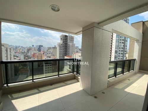 Penthouse À Venda, 60 M² Por R$ 550.000,00 - Morro Dos Ingleses - São Paulo/sp - Ph0014