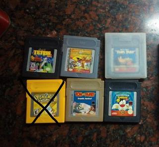 Game Boy Color Juegos