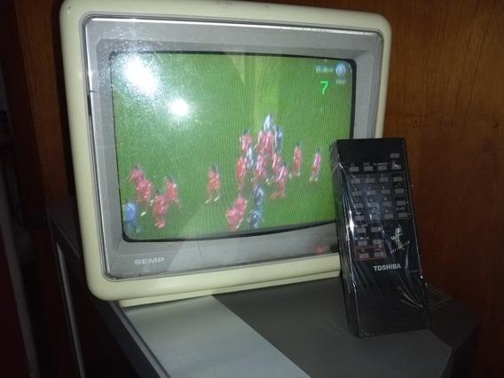 Tv Portatil Toshiba 9 Polegadas, Modelo 102