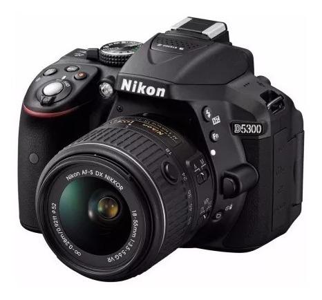 Câmera Nikon D5300 10 Unid, 1 Unidade R$1003,00 Á Vista
