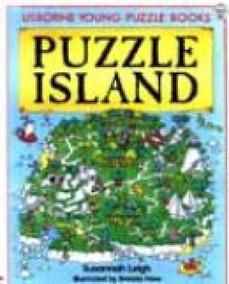 Puzzle Island (usborne Young Puzzle Books) - Usborne Publish