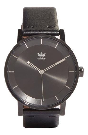Reloj adidas Originals Unisex Negro Distric L1 Cj6331