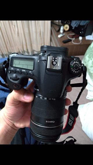 Canon 60d + Acessorios