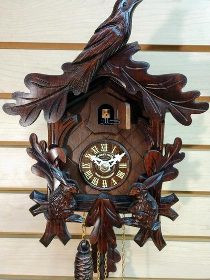 Reloj Cucú Alemán Hubert Herr - 119v - Nuevo