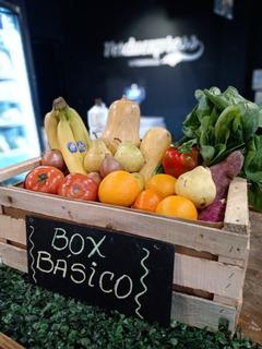 Cajón De Verduras Frescas Basico 10kg Aproximados Premium
