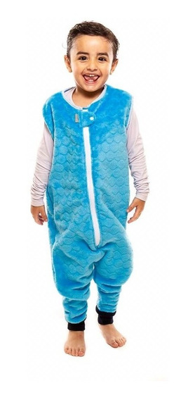 Pijama Para Bebés - Niño, Saco De Dormir Masho 3 Colores.