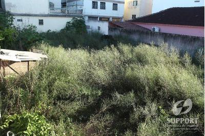 Terreno No Parque Areia Preta Em Guarapari - V-889