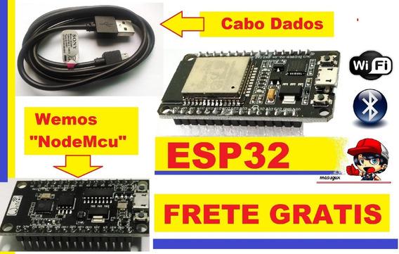Esp 32 Devkit - Peças e Componentes Elétricos [Promoção] no