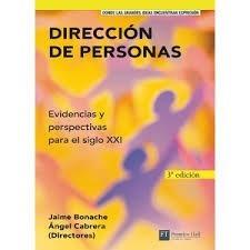 Libro Dirección De Personas