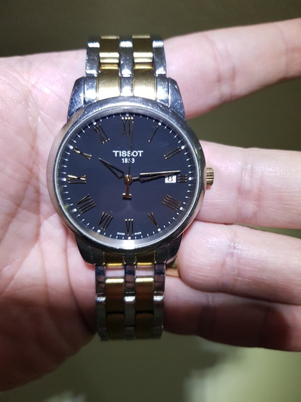 Relógio Tissot T-classic