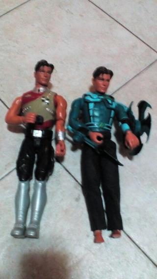 Muñecos Max Steel Usados