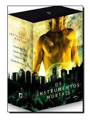 Box: Os Intrumentos Mortais - 4 Volumes Cassandra Clare