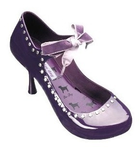 Melissa Disco Doc Dog C/ Tachas