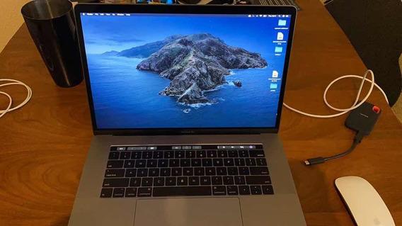 Macbook Pro 15 2019 - I7 2.6ghz, 16gb, 256gb Garantia Apple