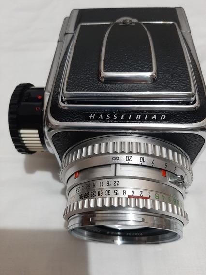 Máquina Hasselblad 500 C E Acessórios
