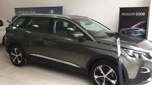 Peugeot 5008 Hdi Allure Plus Walter Okm Abril  2021
