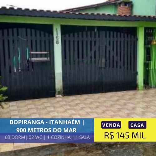 Casa Lado Praia 3 Dormitórios Em Itanhaém Litoral Sul De Sp