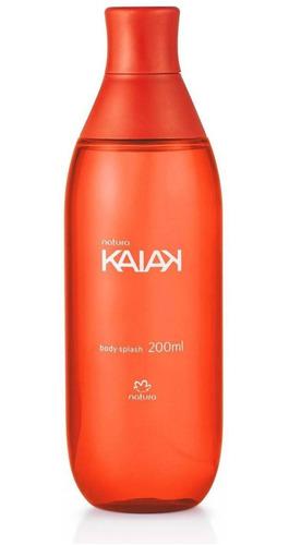 Imagen 1 de 1 de Natura Kaiak Femenino Spray Body Splash 200 Ml