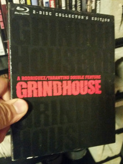 Blu Ray Grindhouse Collector