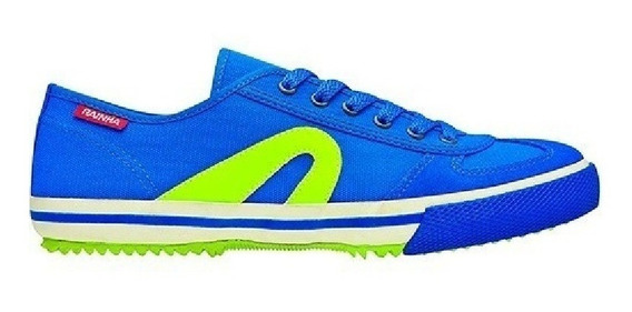 Tênis Rainha Vl 2500 - Azul/verde