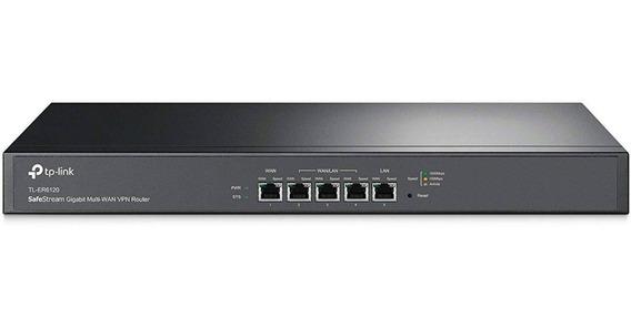 Router Tp-link Balanceador De Carga Dual Wan Tl-er6120 /v /vc