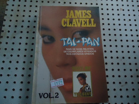 Livro Tai Pan- Volume 2- James Clavell N1779