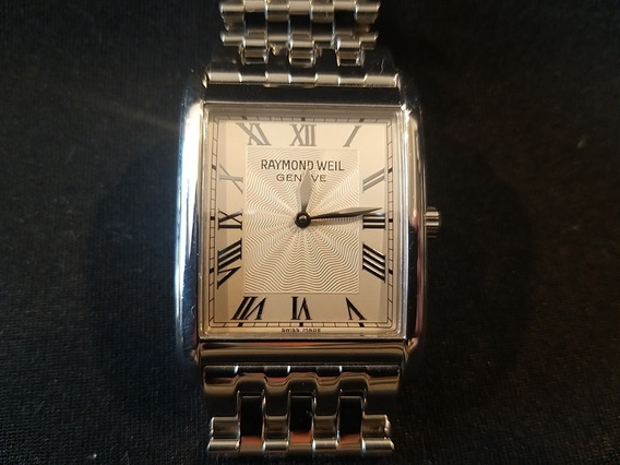 Reloj Raymond Weil Don Giovanni Quartz 9973/1