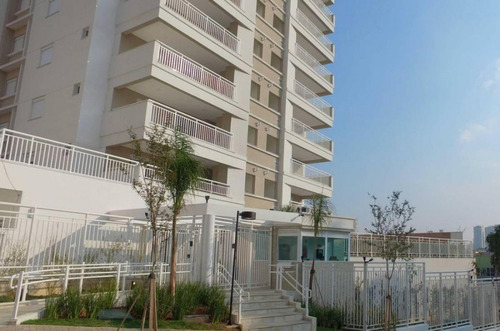 Apartamento Para Venda Em São Paulo, Tatuapé, 3 Dormitórios, 1 Suíte, 3 Banheiros, 3 Vagas - Cap1600_1-1180203