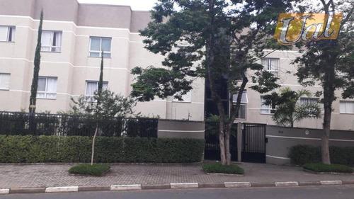 Apartamento À Venda, 64 M² Por R$ 460.000,00 - Jardim Floresta - Atibaia/sp - Ap0372