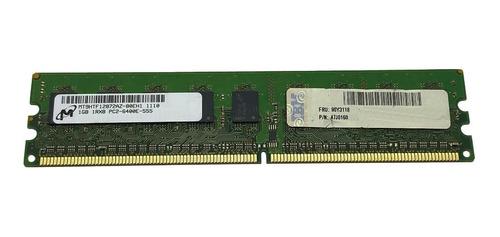 Memoria 1gb Ecc 800mhz Pc2-6400e System X3350 4192 4193-xxx