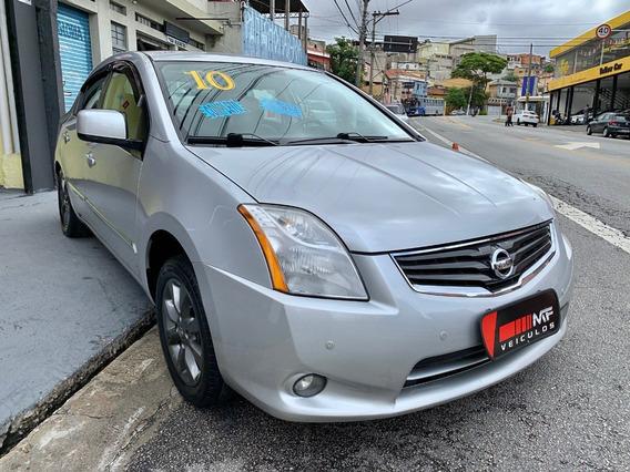 Nissan Sentra S 2.0 Flex - 2010