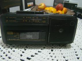 Rádio Cassette Cce Cr790x - Ler Descrição