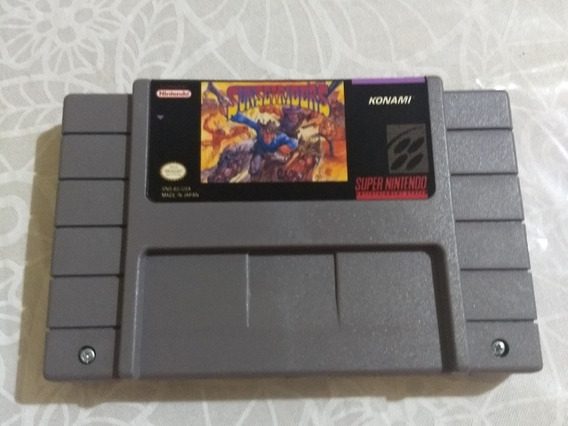 Sunset Riders Para Super Nintendo