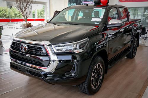 Toyota Hilux Cabine Dupla Srx 2.8 Tdi Cd 4x4 (aut)