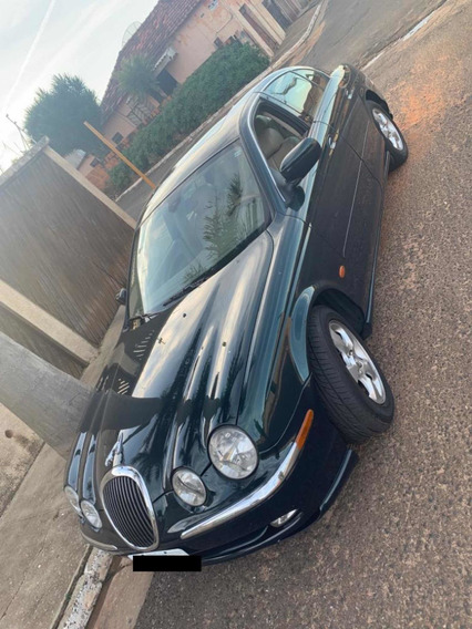 Jaguar S-type 3.0 4p 2000
