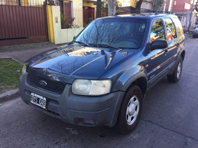 Ford Escape Xls 2002 4x2