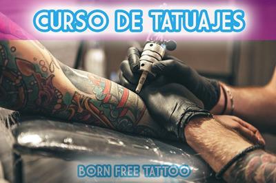 Cursos Tatuajes Salida Laboral Escuela Habilitada Tattoo