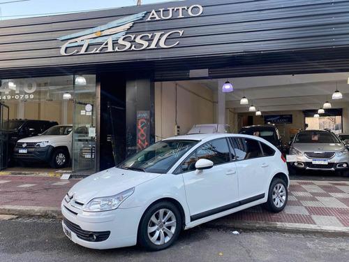 Citroën C4 2.0 Exclusive Automatico Año 2013 Auto Classic