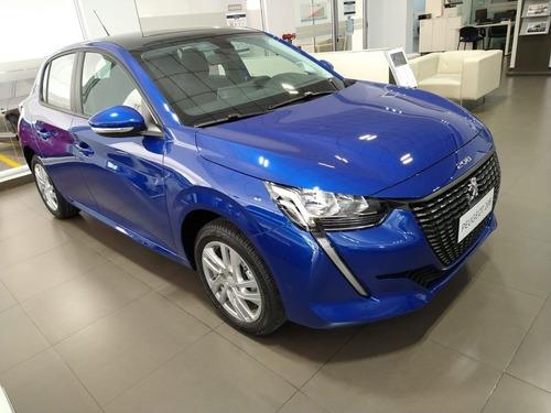 Imagen 1 de 12 de Peugeot 208 2021 0km -tomo Auto O Moto Usado - Gnc Opcion *