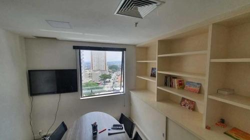 Sala Para Alugar, 33 M² Por R$ 900,00/mês - Vila Osasco - Osasco/sp - Sa0318