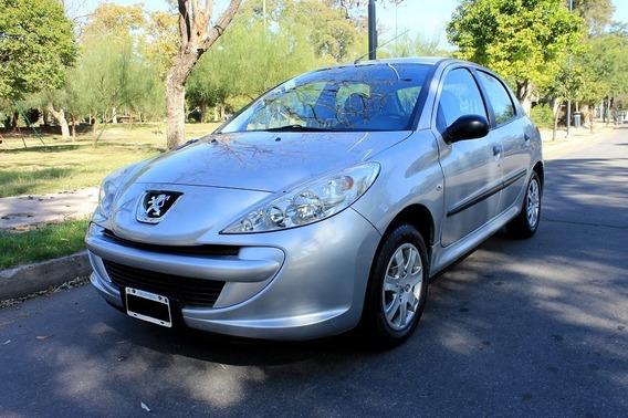 Peugeot 207 Active 5p Gnc 2012