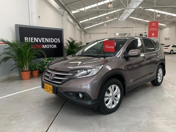 Honda Cr-v Exl 4x4 A/t 4x4 Mod 2012 - Excelente Estado!!!
