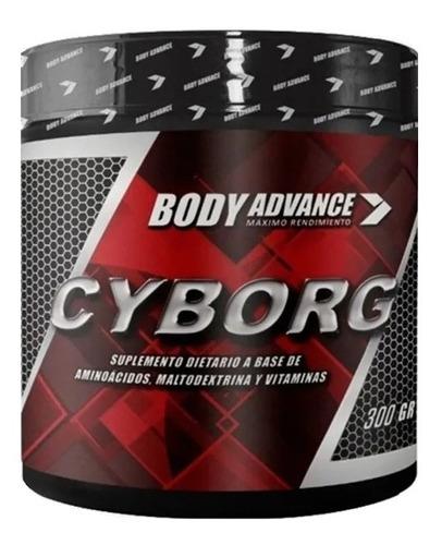 Imagen 1 de 4 de Cyborg 300 Gr. Body Advance. Energía Extra