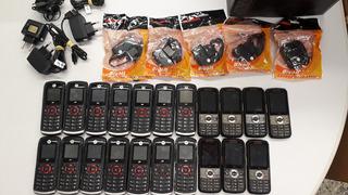 Nextel Motorola Lote De 21 Aparelhos I418 E I335 . Barato!!