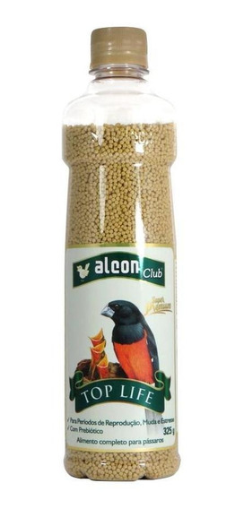 Ração Alcon Club Top Life 325g