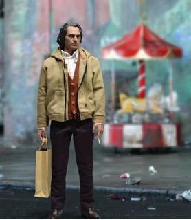 Joker Joaquin Phoenix Figura Custom 2019