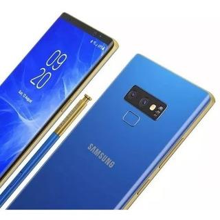 Celular Samsung Note 9 128gb 6gb Ram, 4g + Forro